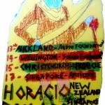 Horacio Pollard NZ Tour 2014