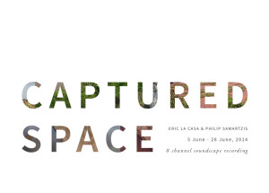 Captured Space Postcard